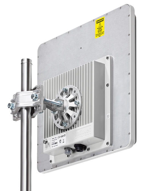 INFIMAN 2X2 R5000 BEAMFORMING POINT TO MULTIPOINT BASE STATION