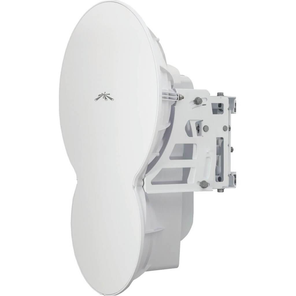 UBIQUITI AIRFIBER 24GHZ, 1.4GBPS MICROWAVE RADIO